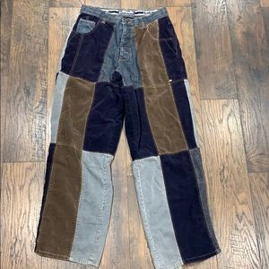 Vintage Pelle Pelle Patchwork Jeans